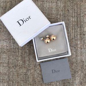 DIOR TRIBALE Mise en Dior Tribal Earrings